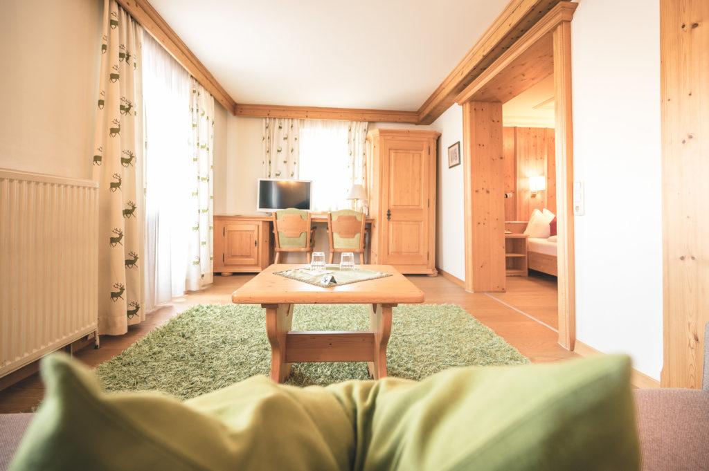 Gemütliche und geräumige Zimmer