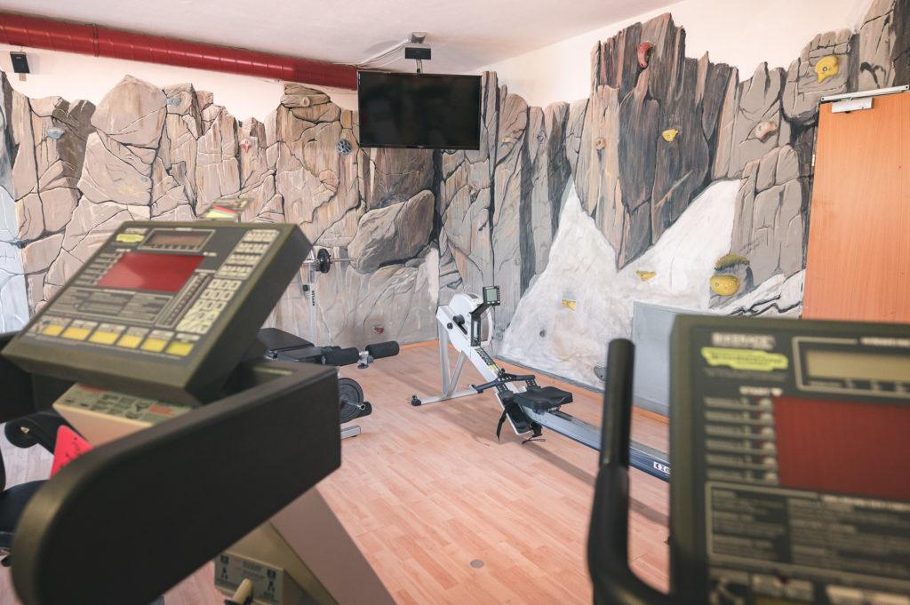 Fitness im Urlaub - Hotel Schartner Altenmarkt